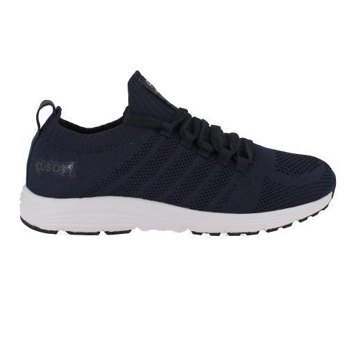 a.soyi Sneaker Karam navy