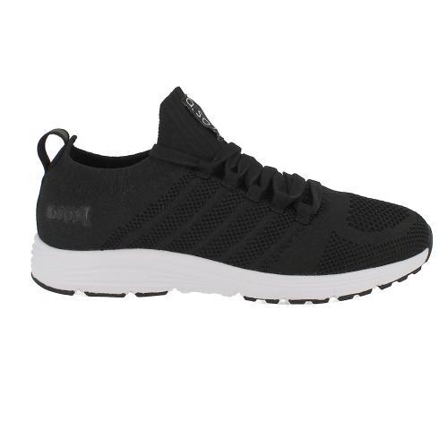 a.soyi Sneaker Karam black