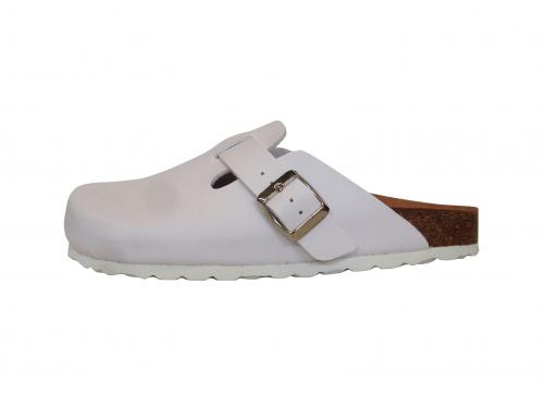 Unisex Clog in Weiß