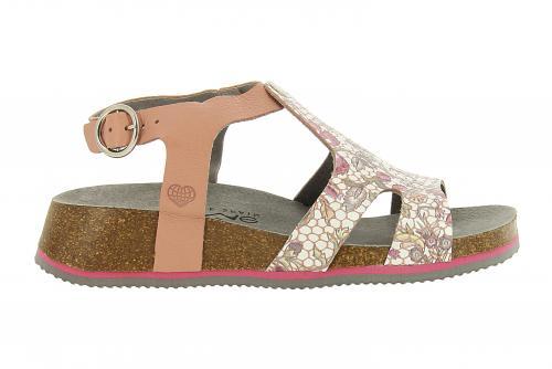 Damen Sandale in Pink